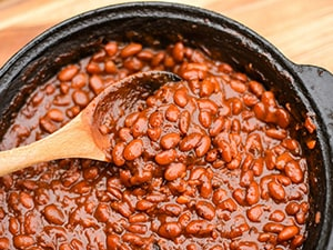 The Best Barbecue Beans recipe