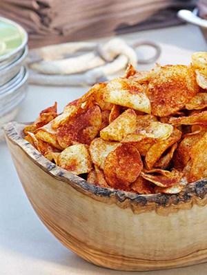 Smoky Paprika BBQ Potato Chips