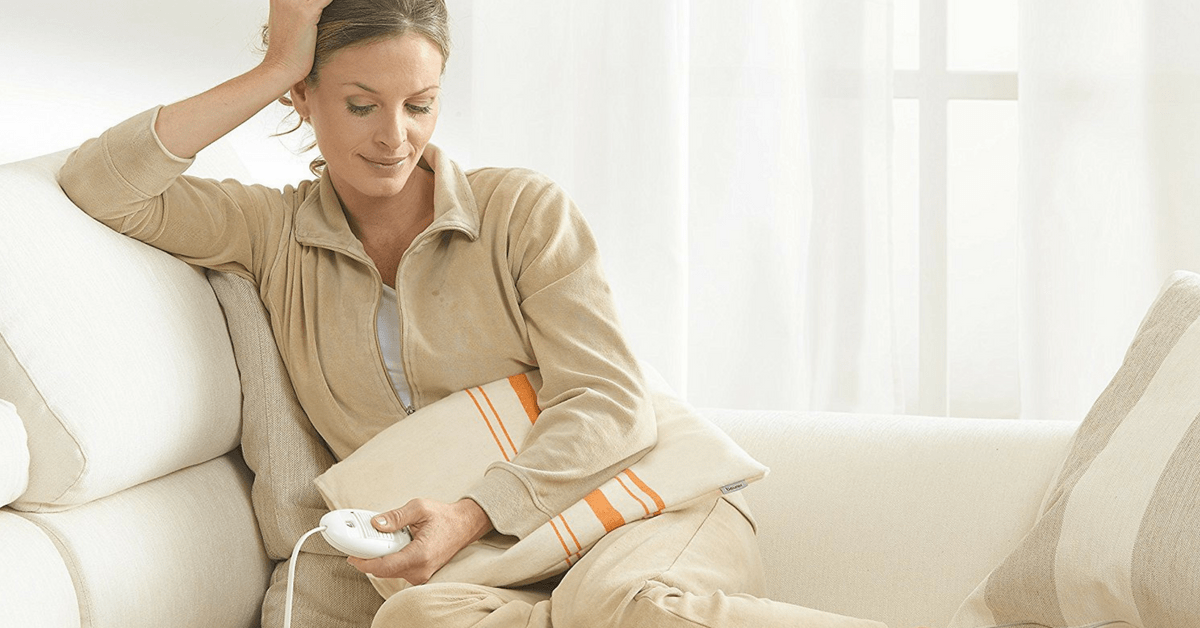 The 9 Best Heating Pads of 2018