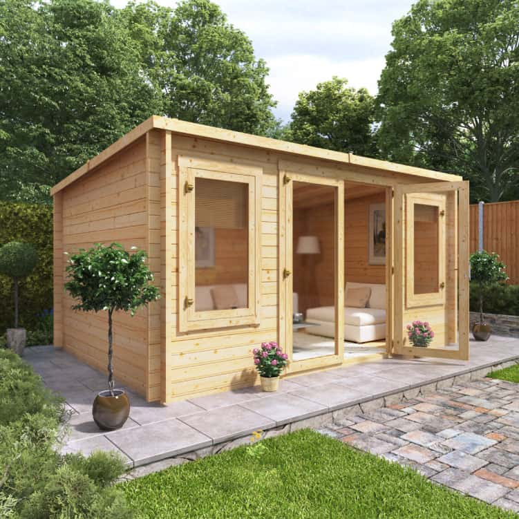 Garden Buildings Direct BillyOh Metro Log Cabin