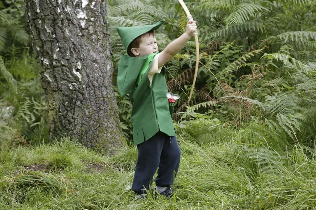 Sherwood Forest Robin Hood S Stomping Ground